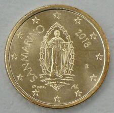 50 Euro Cent San Marino 2018 unz