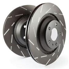 EBC Black Dash Disc Bremsscheibe VA auch für VW Golf IV 1J1, 3.2 R32 4motion,