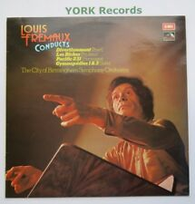 ASD 2989 - LOUIS FREMAUX - Conducts The City Of Birmingham SO - Ex Con LP Record
