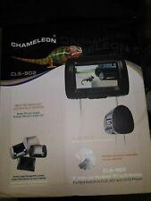 "Concept ""Chameleon"" CLS-902 Headrest Monitor"