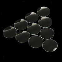 10pcs Crystal Watch Parts Convex Glass Watch For 16mm-19mm Watchmaker Repair