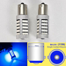 1156 P21W 3497 7506 63 LED Projector Blue Bulb Backup Reverse Light B1 For GM A