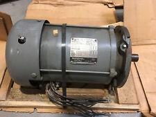 Westinghouse 1.5 HP 3Ø Motor 230/460V 5.4/2.7A 1160 RPM