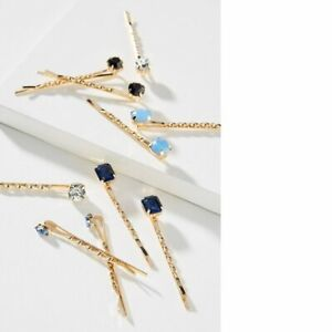 ANTHROPOLOGIE Julie Bobby Pin Set new