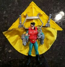 New ListingBatman The Animated Series - Robin (Turbo Glider) with Cape (Kenner 1993)