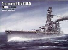 Japanese Battleship IJN Fuso paper model 1:200 huge 107cm