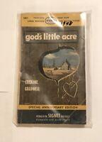 Gods Little Acre By Erskine Caldwell 1948 Vintage Paperback