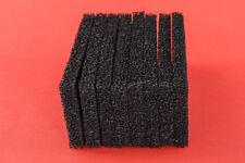 8 x Almohadillas de Filtro de carbón para caber Fluval 3 PLUS Medios de Filtro acuario fluval 3 +