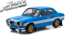 Greenlight 1/18 de metal Brian 1974 Ford Escort MKI Mk1 RS2000 Fast & Furious 6
