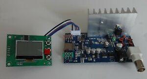 RADIO TRANSMITTER  UKW SENDER 7 WATT  88 - 108 MHz + LCD