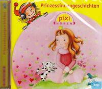 Original PIXI Hörbuch f. Kinder + CD Prinzessinnen Geschichten + Großer Hörspaß