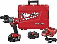 Milwaukee M18 FUEL 2804-22 1/2 inch Hammer Drill Kit