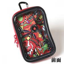 Evangelion EVA 469 Multi Pouch Bag by deadman Unit 02 Japan Anime NEW F/S