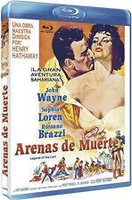 LEGEND OF THE LOST (1957)  **Blu Ray B**   John Wayne, Sophia Loren