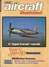 Aircraft Illustrated Magazine - February 1983