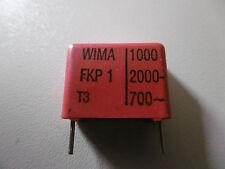 50x Wima Kondensator 1000/2000-700 FKP-1 NEU