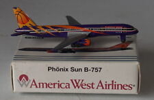 Schabak Boeing 757-225 America West Airlines Phoenix Suns 2nd version with reg