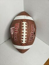 Wilson Ncaa Composite Football 1001 Official Size Wtf 1570