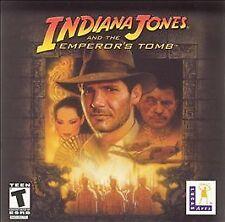 Indiana Jones and the Emperor's Tomb Jewel Case (PC, 2004)