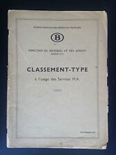 RARE documents divers SNCB 1952 chemins de fer