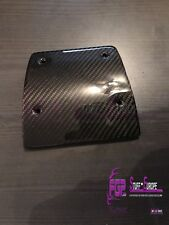 Real carbon Rear wing cover ( no camera version )for Lamborghini Gallardo