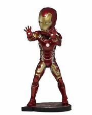 Star Images 61494 Ironman Avengers Age of Ultron NECA Extreme Head Knocker Fig