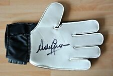 G Surname Initial Signed Football Gloves