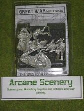 GREAT WAR MINIATURES British Casualties B14 28mm