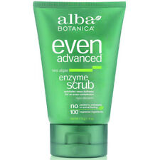 Alba Botanica - Natural Even Advanced Sea Algae Enzyme Facial Scrub - 4 oz