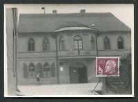 BERLIN MK 1960 191 ROBERT KOCH BIOLOGE MAXIMUMKARTE MAXIMUM CARD MC CM d1562