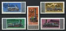 30169) RUSSIA 1978 MNH** Locomotives Trains 5v.