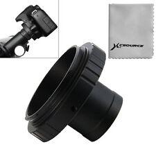 """Anillo T2 Adaptador 1,25"""" Montaje Telescopio Para Nikon DSLR Lente Cámara DC616"""