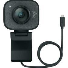 Logitech StreamCam 1080p Webcam - Graphite