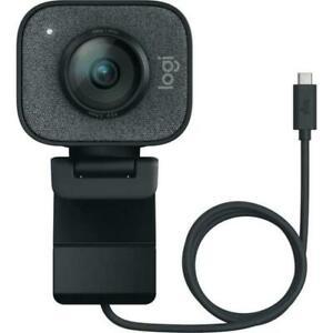Logitech StreamCam 1080p Webcam - Graphite used