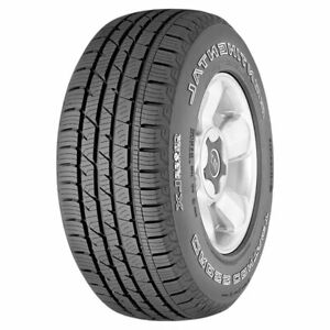 TYRE SUMMER CROSSCONTACT LX 265/60 R18 110T CONTINENTAL