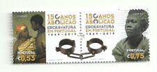 Portugal 2019 - 150 Years Slavery Abolition set MNH