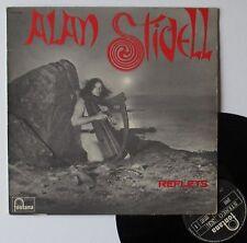 """Vinyle 33T Alan Stivell  """"Reflets"""""""