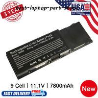 For Dell Precision M6400 M6500 Laptop Battery C565C DW842 G102C KR854 8M039 USA
