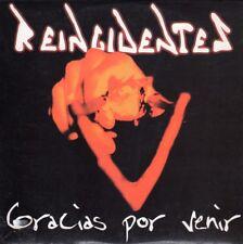 Reincidentes Gracias por venir CD Single Extremoduro