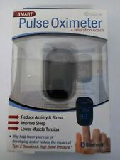 iChoice Smart Pulse Oximeter + Relaxation Coach Model: OX200 New in Box