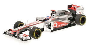 1/18 Vodafone McLaren Mercedes MP4-27A Jenson Button Showcar   2012