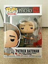 Funko Pop! Movies American Psycho Patrick Bateman #942