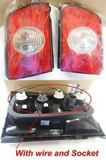 OEM Rear Tail Combi Lamp With Wire & Socket LH RH 2P Ssangyong Korando 2000-2005
