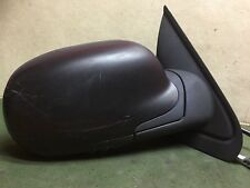 2002- 2009 Chevrolet Trailblazer PASSENGER power HEATED door mirror  15137974 OE