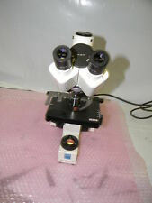 Zeiss Standard 20 Trinocular Microscope 45 08 08-9901, Zeiss 100/1.25 Objective