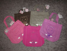 Tasche,Beutel Kinder,Angel Cat,Hello Kitty,neu,pink,rosa,kaki,braun