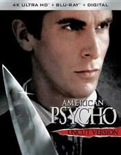 American Psycho 4K / Blu-ray (2 Disc Set) Brand &
