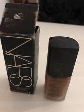 Nars Sheer Matte Foundation - Tortuga Dark 4 1oz (30ml)