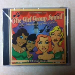 Various Artists : Girl Group Sound Vol.5 Rock CD