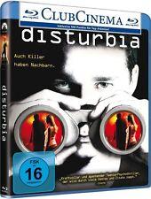 DISTURBIA (Shia LaBeouf, David Morse, Sarah Roemer) Blu-ray Disc NEU+OVP